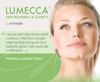 Lumecca advertisement