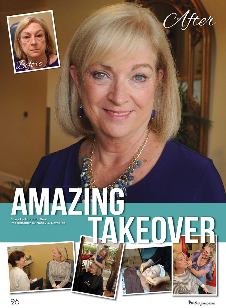 amazing makeover cover photo