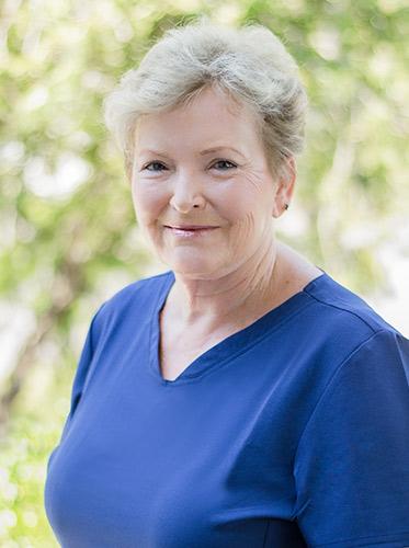 Darlene Moye staff member at golden isles center for plastic surgery