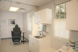 Surgical Room at Golden Isles Center for Plastic Surgery