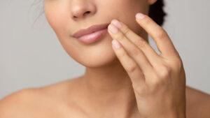 Improve lip volume with lip filler